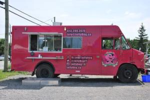 The Jolly Hog, Carleton Place food truck