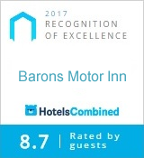 Hotels Combined Badge of Excellence